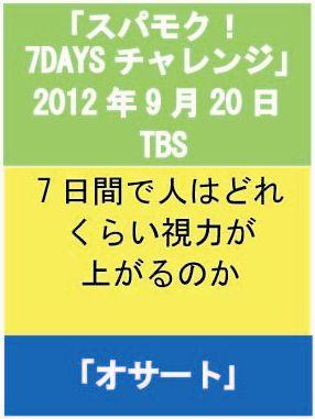 2012-9-20 スパモク 7DAYSチャレンジ